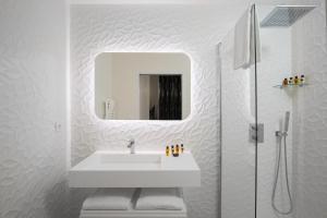 A bathroom at Villa Reale