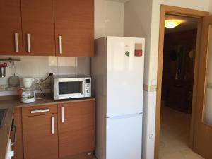A kitchen or kitchenette at Casa Vega