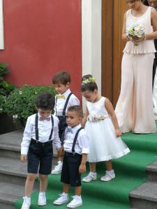 Barn som bor på Casa Mauri
