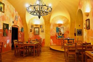 Restaurace v ubytování Zámek Poruba