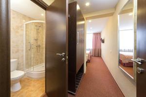 Ванная комната в Конгресс-отель Россия