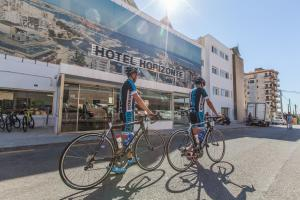 Biking at or in the surroundings of Hotel Amic Horizonte