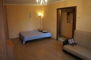 Кровать или кровати в номере OasisFlat near Zoo