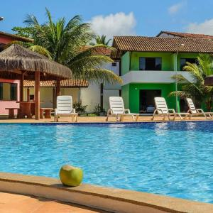 The swimming pool at or near Hotel Real Comandatuba
