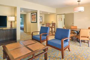 A seating area at El Conquistador Tucson, A Hilton Resort
