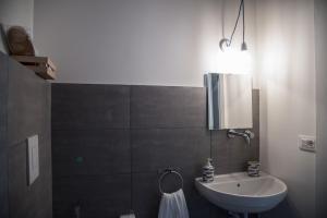A bathroom at Villino Teresa