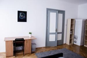 Łóżko lub łóżka w pokoju w obiekcie Best Location Plaza Lublin