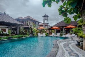 Piscina di Capung Cottages o nelle vicinanze