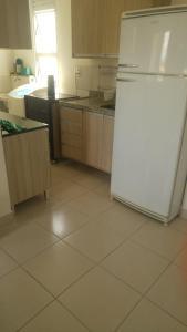A cozinha ou cozinha compacta de Apto - Praia - ES - Manguinhos