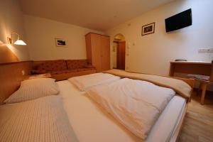 Кровать или кровати в номере Residence Araldina