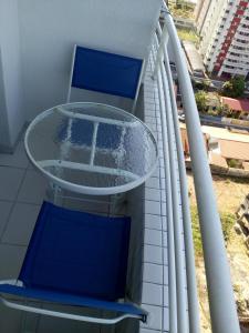 Vista de la piscina de Ajuricaba Suites 6 o alrededores