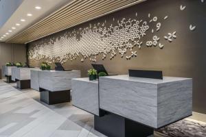The lobby or reception area at Hyatt Regency Grand Cypress Disney Area Orlando