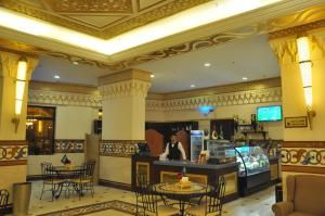 مطعم أو مكان آخر لتناول الطعام في فندق الدار البيضاء تكامل