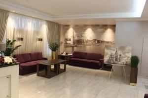 Гостиная зона в Отель Покровское-Стрешнево
