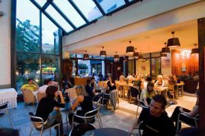 Ресторан / где поесть в Hotel Berchtold