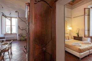 Un baño de Appartamento Florence Art
