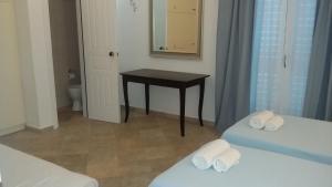 Ένα μπάνιο στο Lino Apartments