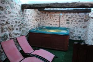 El spa o centro de bienestar en El Escondite De Castroserna