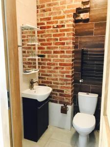 Ванная комната в Гостевой дом Райзен Хаус