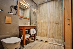 حمام في أميري بلازا تبليسي