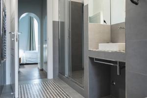 Ванная комната в B&B Santi Quattro Al Colosseo