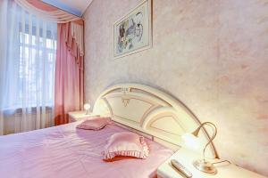 Кровать или кровати в номере Апартамент №3 на Мойка 27
