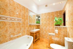 Łazienka w obiekcie Hotel Reymont