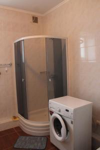 A bathroom at Apartment on Lermontova 35a