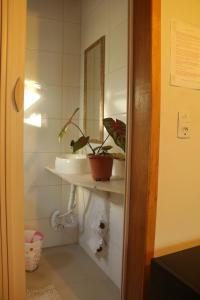 Um banheiro em BC Paradise Hostel