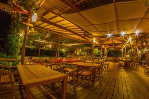 A restaurant or other place to eat at Veranda Natural Resort