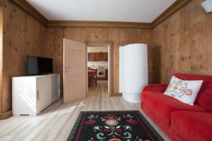 A seating area at Casa del Sol Apartaments