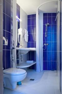 Ванная комната в Гальярда
