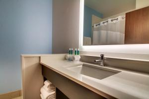 A bathroom at Holiday Inn Express & Suites - Summerville, an IHG Hotel