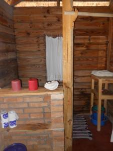 Salle de bains dans l'établissement Longo Vezo