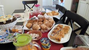 Frühstücksoptionen für Gäste der Unterkunft B&B Il Conservatorio
