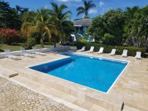 The swimming pool at or near White Sands Negril