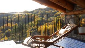 Un balcón o terraza de Casa Insol
