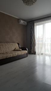 Гостиная зона в Apartment on 4-ya Liniya 2