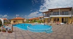 The swimming pool at or near Montemar Villas