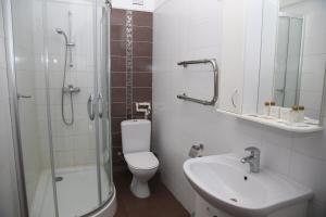 Ванная комната в Визави
