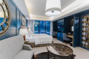 奧南懸念寶貝海濱酒店休息區