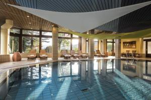 The swimming pool at or near Maritim Titisee Hotel