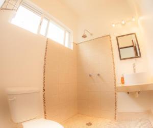 Ванная комната в Mango Tulum Hotel