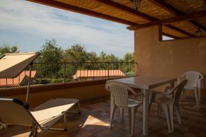 Балкон или терраса в La Residenza del Golfo