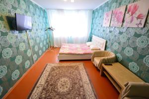 Гостиная зона в Дзержинского 31