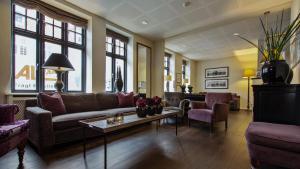 Et opholdsområde på Best Western Plus Hotel Kronjylland