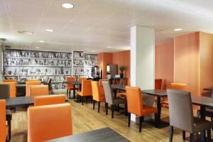 Ресторан / где поесть в Odalys City Lyon Bioparc