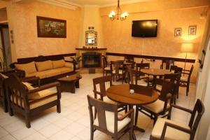 Εστιατόριο ή άλλο μέρος για φαγητό στο Ξενοδοχείο Άνοιξις