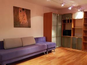 Гостиная зона в Апартаменты м.Павелецкая