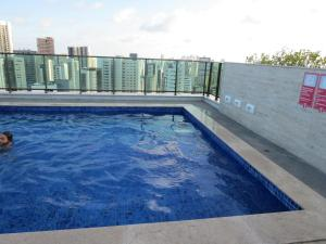 The swimming pool at or near Deco Premium Beach